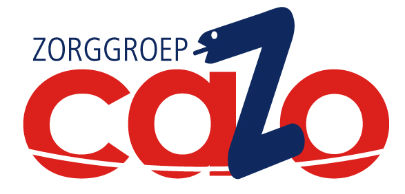 Logo for Zorggroep Cazo